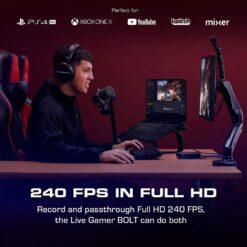 AVerMedia Live Gamer BOLT GC555 Game Capture 4