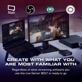 AVerMedia Live Gamer BOLT GC555 Game Capture 6