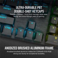 CORSAIR K100 RGB Gaming Keyboard 7