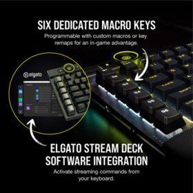 CORSAIR K100 RGB Gaming Keyboard 8