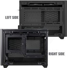 Cooler Master MasterBox NR200P Case Black 14