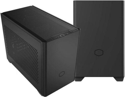 Cooler Master MasterBox NR200P Case Black 8