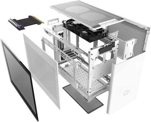 Cooler Master MasterBox NR200P Case White 12