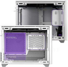Cooler Master MasterBox NR200P Case White 13
