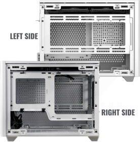 Cooler Master MasterBox NR200P Case White 14