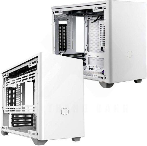 Cooler Master MasterBox NR200P Case White 15