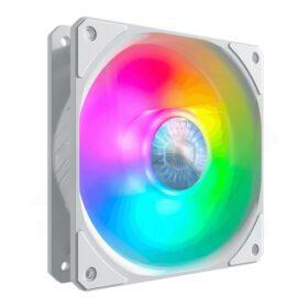 Cooler Master SickleFlow 120 ARGB White Edition 3IN1 Fan 1