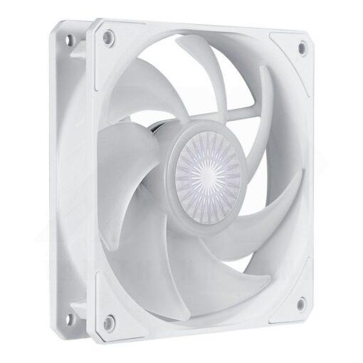 Cooler Master SickleFlow 120 ARGB White Edition 3IN1 Fan 4