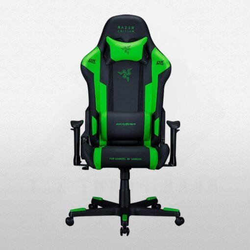 DXRacer Formular Series Razer Edition Gaming Chair – Green