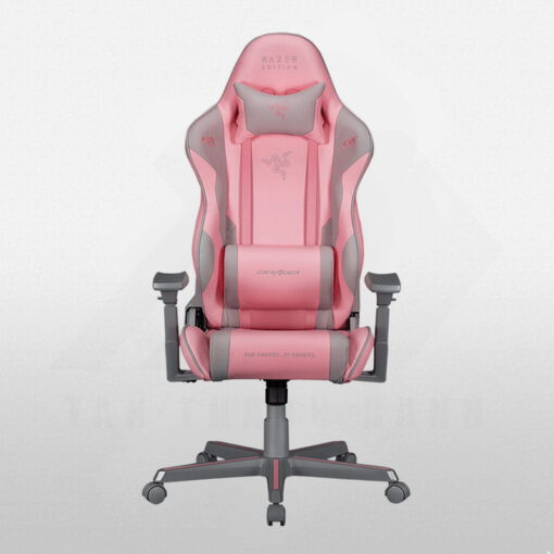 DXRacer Racing Series Razer Edition Gaming Chair – Pink