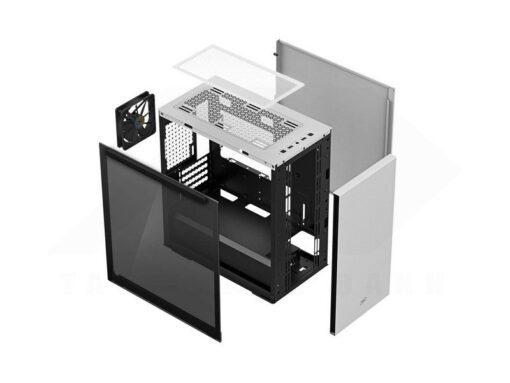 Deepcool MACUBE 110 Case White 8