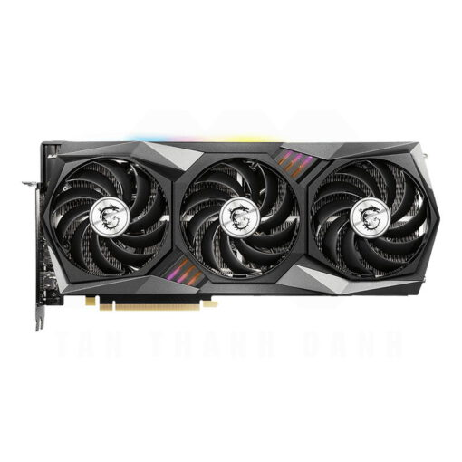 MSI Geforce RTX 3070 GAMING X TRIO 10G Graphics Card 2
