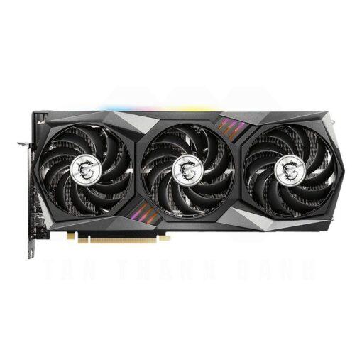 MSI Geforce RTX 3070 GAMING X TRIO 10G Graphics Card 2