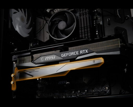 MSI Geforce RTX 3070 GAMING X TRIO 10G Graphics Card 6