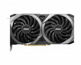 MSI Geforce RTX 3070 VENTUS 2X Graphics Card 2