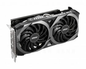 MSI Geforce RTX 3070 VENTUS 2X Graphics Card 3