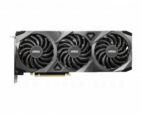 MSI Geforce RTX 3070 VENTUS 3X OC Graphics Card 2