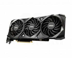 MSI Geforce RTX 3070 VENTUS 3X OC Graphics Card 3