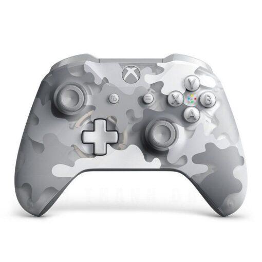 Microsoft Xbox One S Controller – Arctic Camo 2