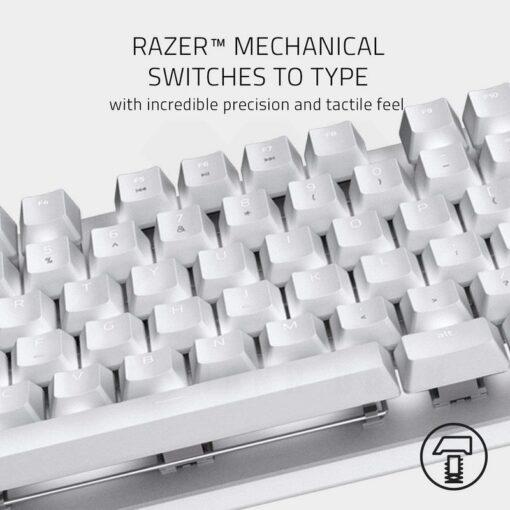 Razer BlackWidow Lite Mercury Gaming Keyboard 2