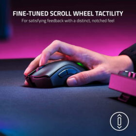 Razer DeathAdder V2 Pro Wireless Gaming Mouse 6