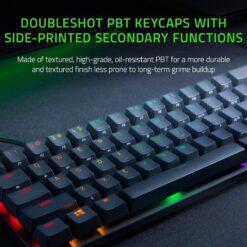 Razer Huntsman Mini RGB Gaming Keyboard – Black 3