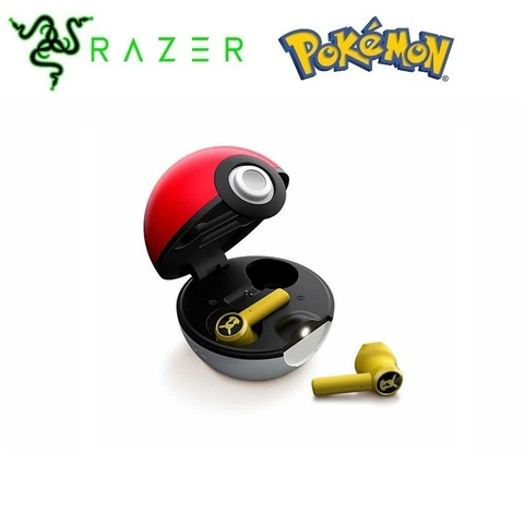 Razer Pokemon Series Hammerhead True Wireless Earbuds – Pikachu Limited Edition