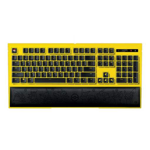 Razer Pokemon Series Ornata Expert Gaming Keyboard – Pikachu