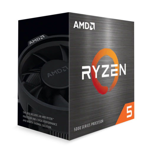 AMD Ryzen 5 5000 Series Processor