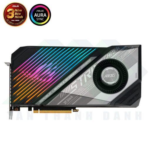 ASUS ROG Strix LC Radeon RX 6800 XT OC Edition 16G Liquid Cooled Graphics Card 3
