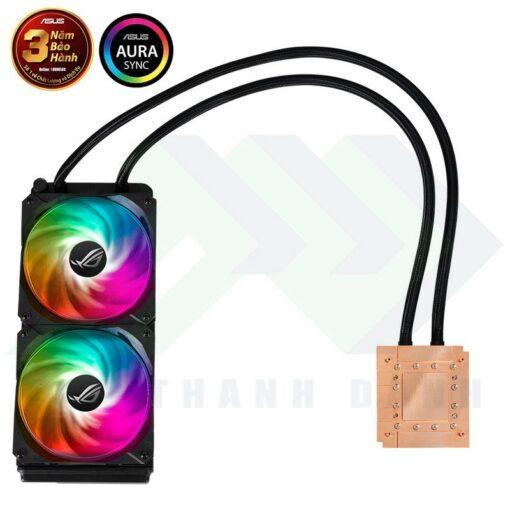 ASUS ROG Strix LC Radeon RX 6800 XT OC Edition 16G Liquid Cooled Graphics Card 4