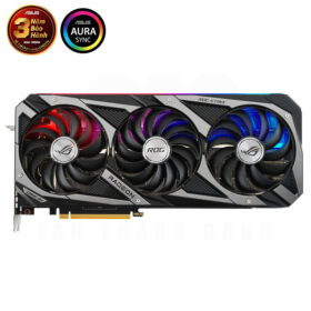 ASUS ROG Strix Radeon RX 6800 OC Edition 16G Graphics Card 2