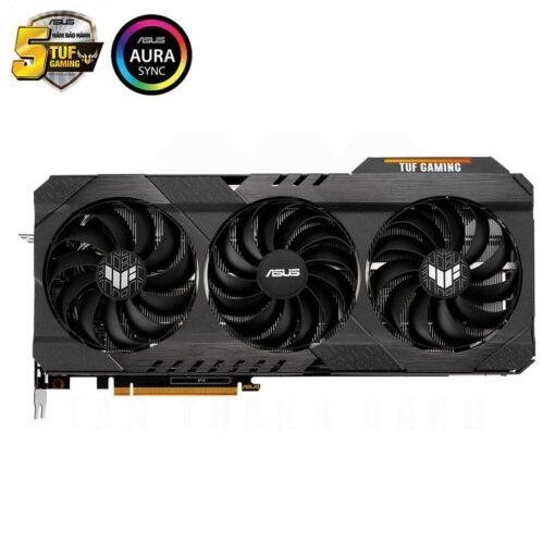 ASUS TUF Gaming Radeon RX 6800 XT OC Edition 16G Graphics Card 2