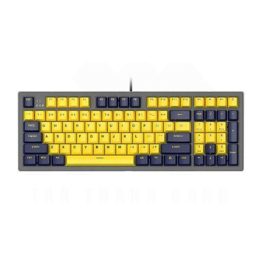 Ajazz FirstBlood B16 Amber Keyboard 1