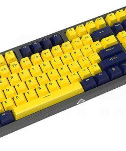 Ajazz FirstBlood B16 Amber Keyboard 2