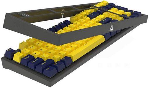 Ajazz FirstBlood B16 Amber Keyboard 3