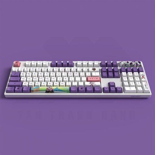 Akko 3108 Dragon Ball Z Frieza Keyboard 2