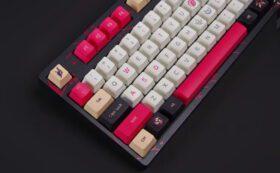 Akko 3108 Honkai Impact 3rd Yae Sakura Keyboard 3