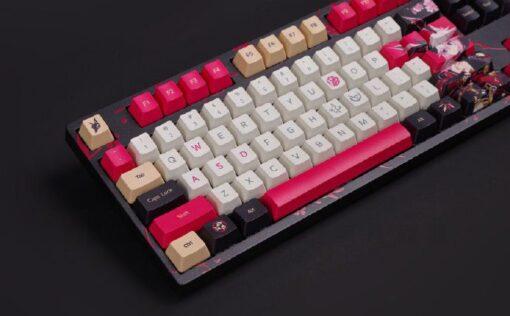 Akko 3108 Honkai Impact 3rd Yae Sakura Keyboard 4