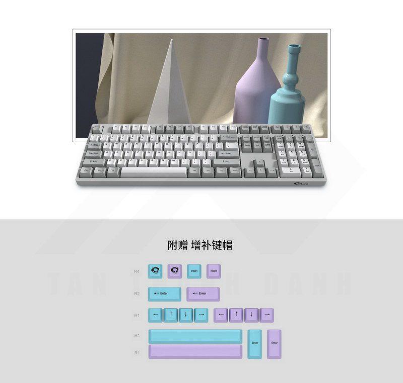 Akko 3108 Silent Gaming Keyboard 8