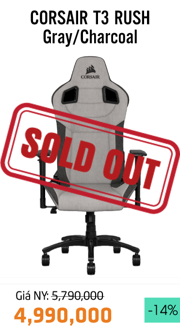 BlackFriday2020 GamingGears 48 Sold Out