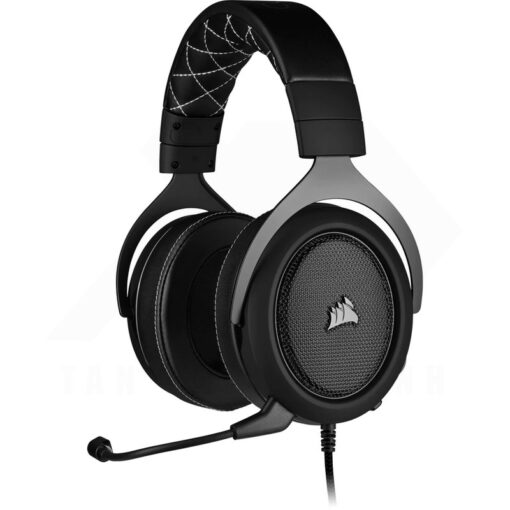 CORSAIR HS60 PRO SURROUND Gaming Headset Carbon 1