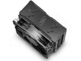 Deepcool GAMMAXX GTE V2 Black CPU Cooler 2