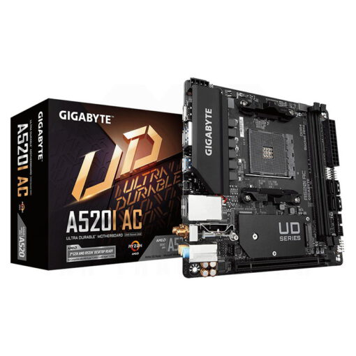 GIGABYTE A520I AC Mainboard 1