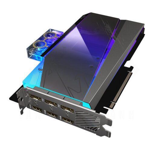GIGABYTE AORUS Geforce RTX 3080 XTREME WATERFORCE WB 10G Graphics Card 3