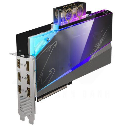 GIGABYTE AORUS Geforce RTX 3080 XTREME WATERFORCE WB 10G Graphics Card 5
