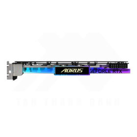 GIGABYTE AORUS Geforce RTX 3080 XTREME WATERFORCE WB 10G Graphics Card 7