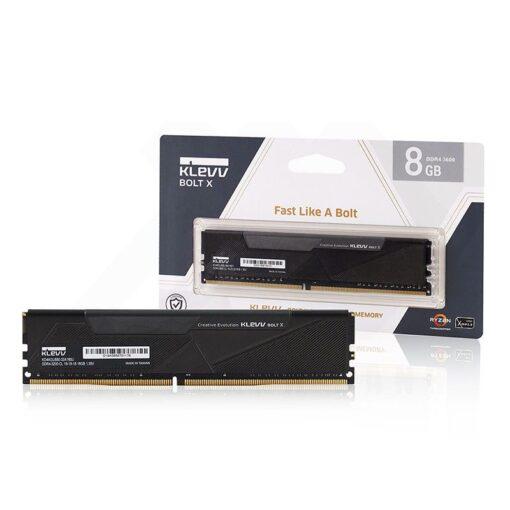 KLEVV BOLT X Memory Kit 8GB Single Kit