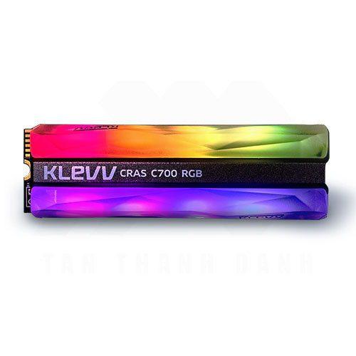 KLEVV CRAS C700 RGB SSD 0