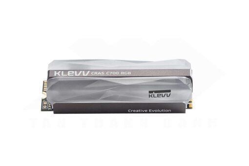 KLEVV CRAS C700 RGB SSD 3
